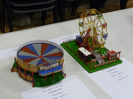 Fairground Models