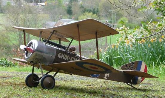 Flying Scale Sopwith Pup