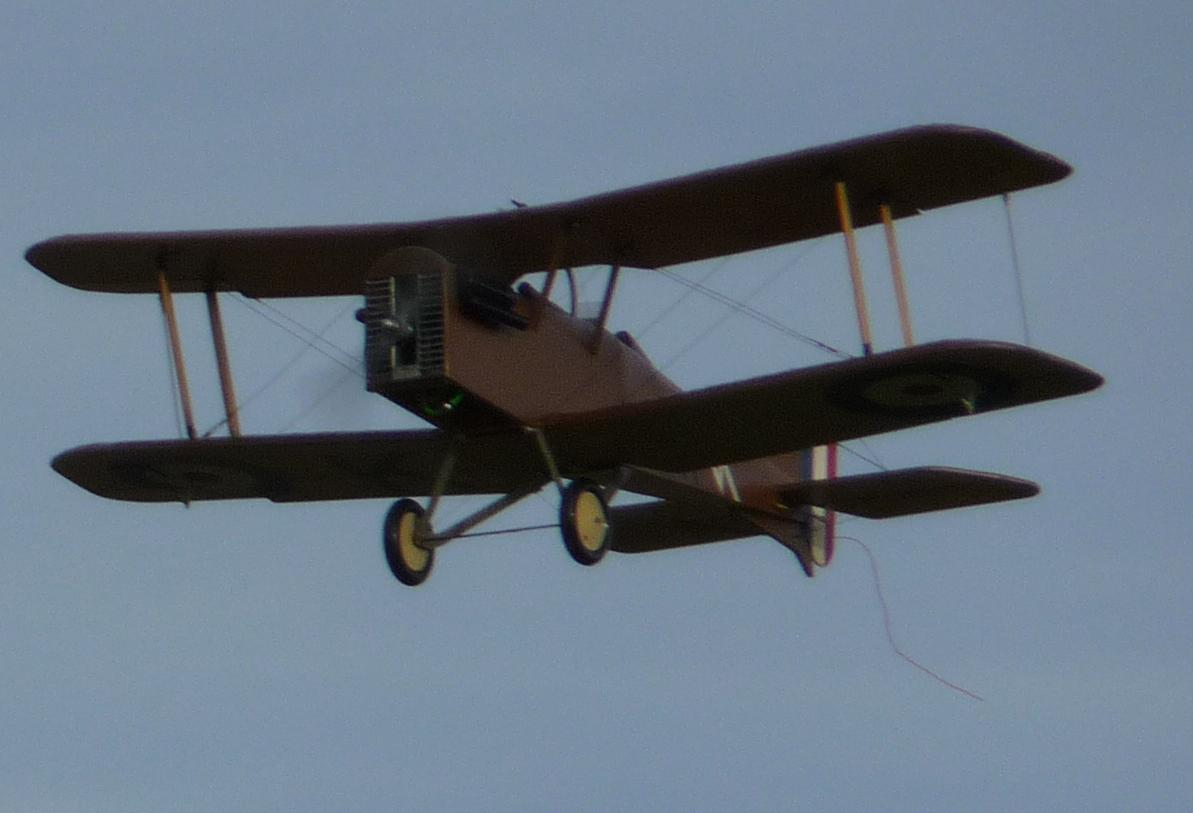 Flying Scale SE5